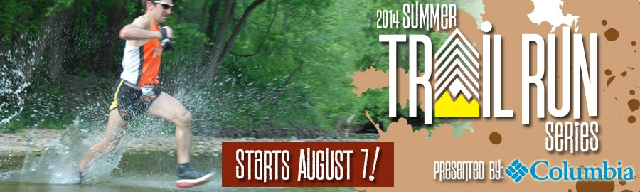 Alpine Shop Trail Run Summer Series Banner